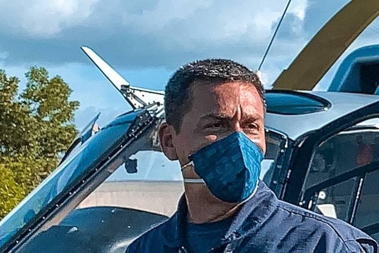 Servidor do Ibama morre em queda de helicóptero durante combate a incêndios no Pantanal