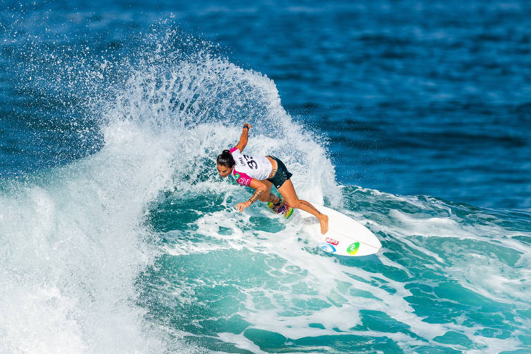 Entenda como são as disputas do surfe nas Olimpíadas