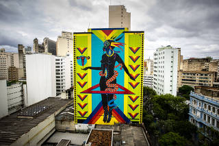 Festival Cura  artista Criola