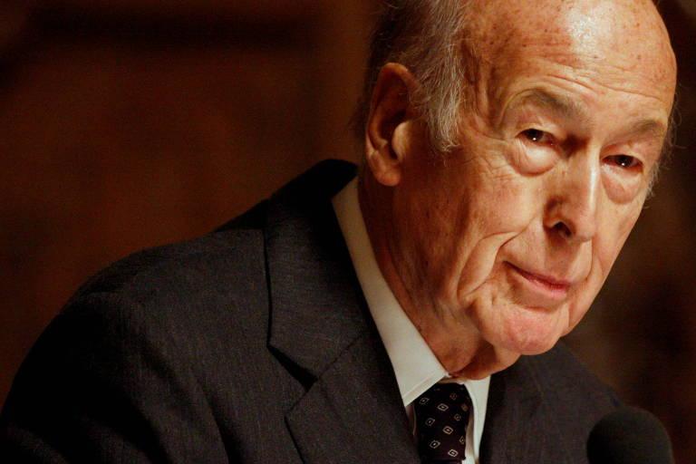 Ex-presidente da França, Giscard d'Estaing morre aos 94 anos