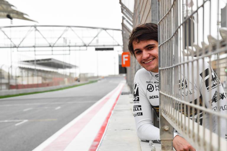 Pietro Fittipaldi recoloca o sobrenome da família na F1