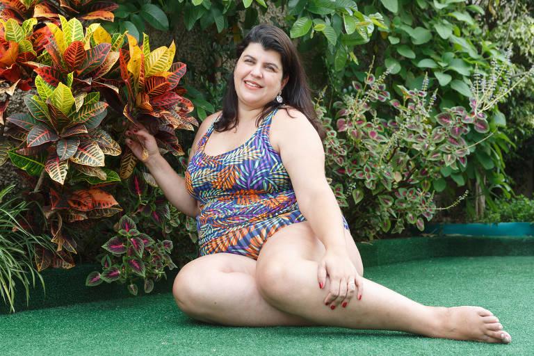 Sabrina Terranova investiu em novas peças para o verão 2021