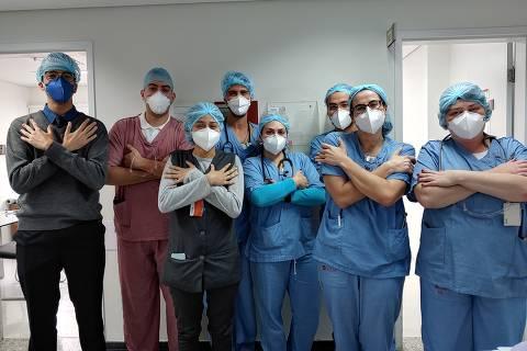 Fundo Emergencial para a Saúde   Mariana Tose e equipe