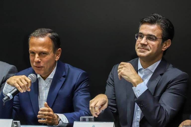 Acordo entre Doria e seu vice embaralha disputa pelo Governo de SP em 2022