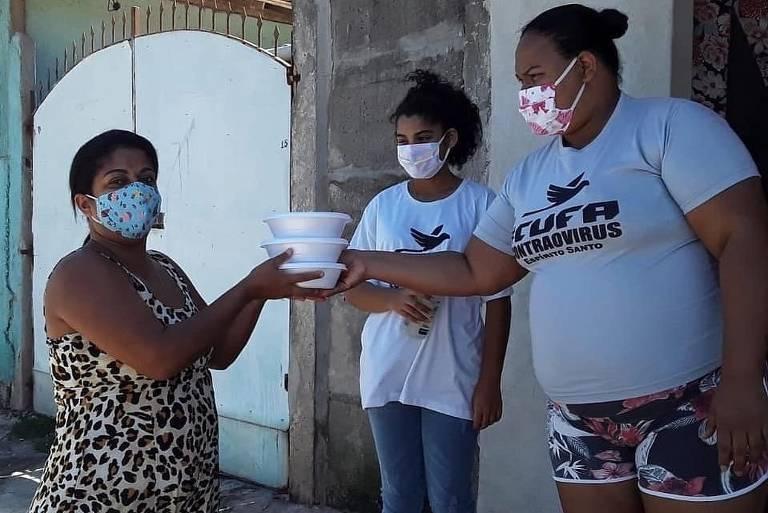 ONG deixa On quem cuida de filho, favela e economia