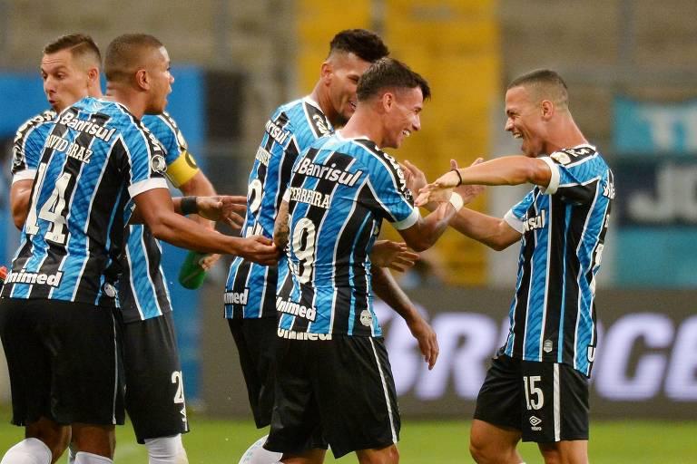 Os classificados para as quartas de final da Libertadores
