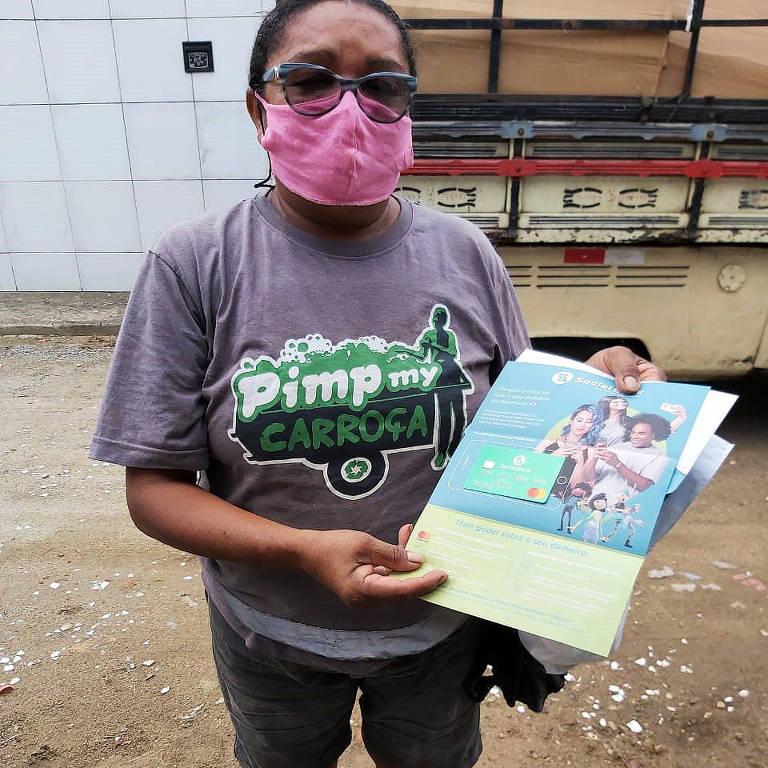 Renda Mínima pros Catadores na Pandemia