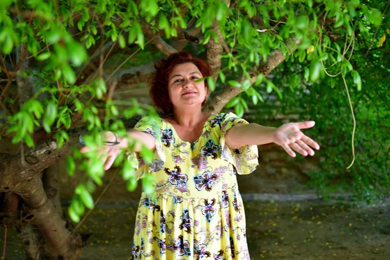 Veja fotos de Cida Pedrosa