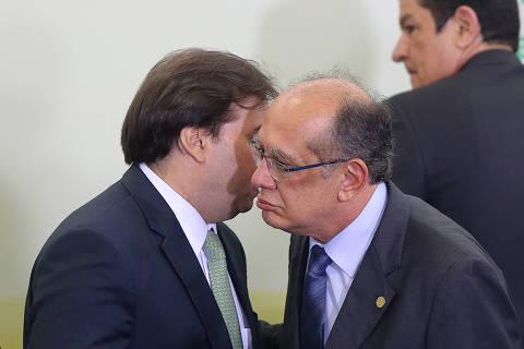 STF avança em drible à Constituição e já tem 4 votos por brecha à reeleição de Maia e Alcolumbre