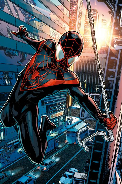 Veja algumas imagens de super-heróis da Marvel