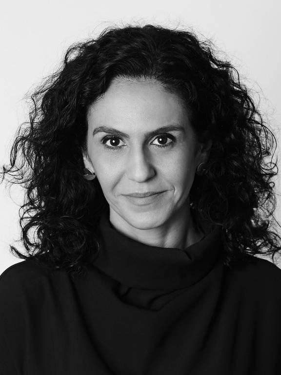 Retrato da jornalista Malu Gaspar, autora de 'A Organização'