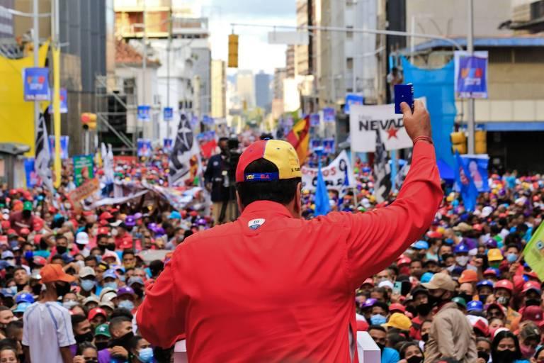 Eleição na Venezuela deve fortalecer Maduro e acabar com ciclo de Guaidó como líder opositor