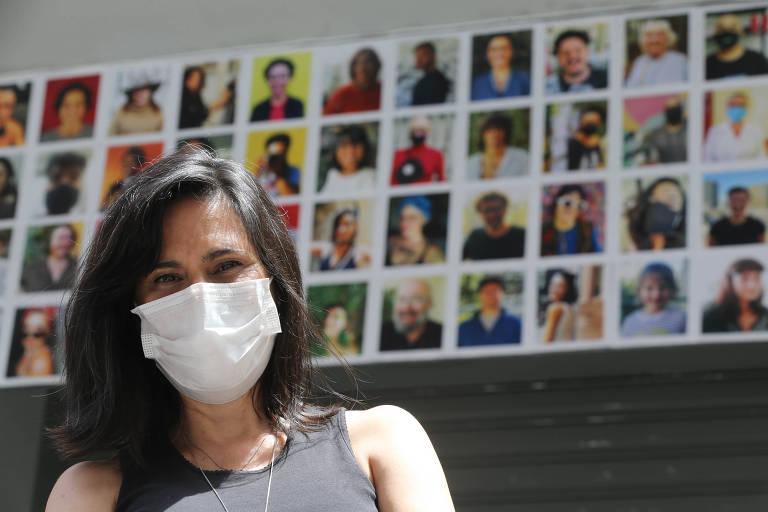 Exposição mostra rostos de quem vive o dia a dia da Vila Buarque