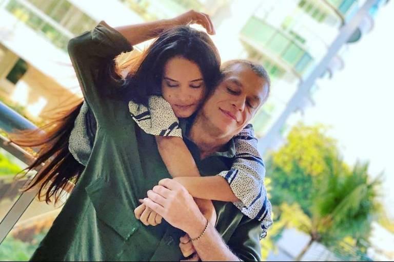 Fábio Assunção será pai pela terceira vez: Ana Verena está grávida