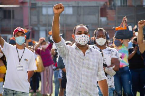Gilson Rodrigues empodera moradores e salva vidas em Paraisópolis