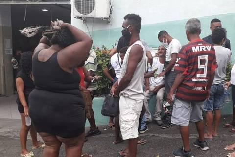 Duas crianças morrem em tiroteio na Baixada Fluminense