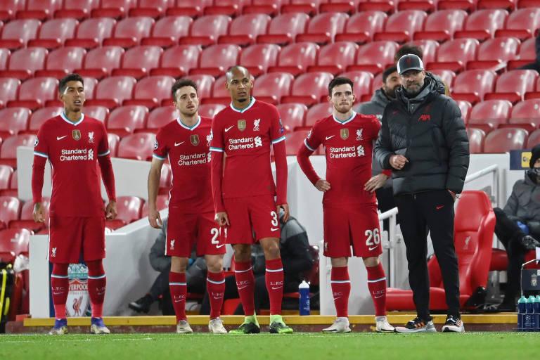 O Liverpool, campeão europeu na temporada 2018/2019, tenta voltar ao topo da Europa