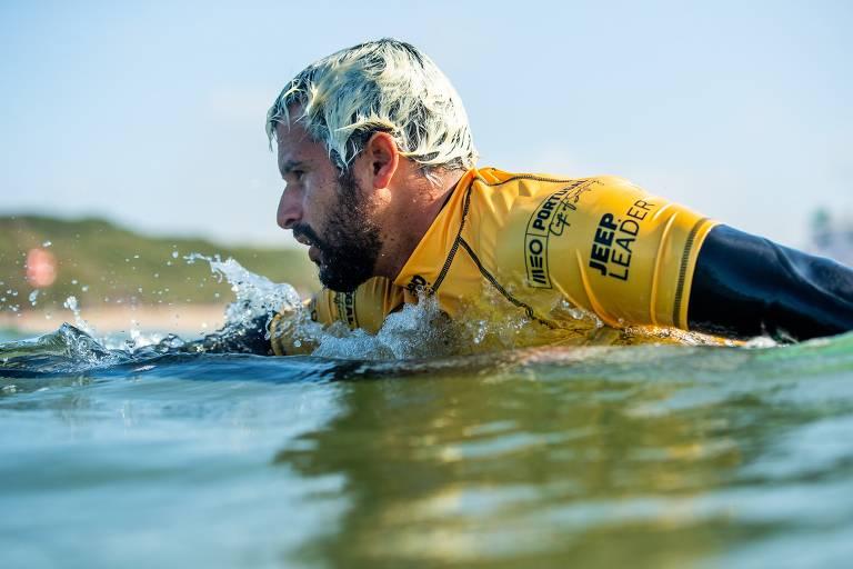 Candidatos ao título mundial de surfe em 2021
