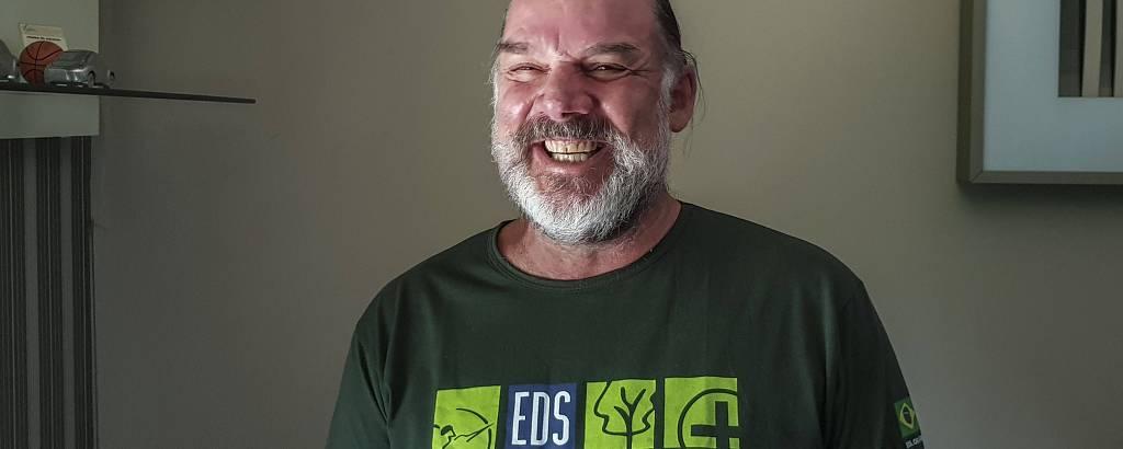 Ricardo Affonso Ferreira, presidente da Expedicionários da Saúde e finalista do Empreendedor Social doAno na categoria Mitigação da Covid-19