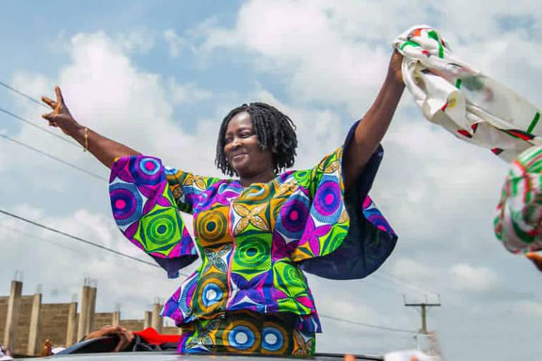 Eleição em Gana tem candidatura feminina inédita, mas disputa será entre dois velhos conhecidos