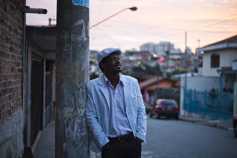 O sociólogo Tadeu Kaçula, coordenador da Nova Frente Negra Brasileira, é um dos empreendedores sociais do Matchfunding Enfrente