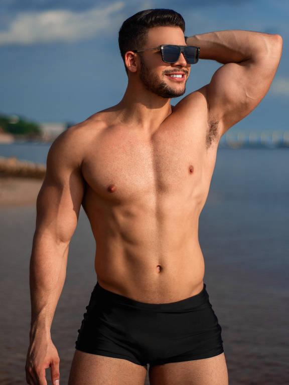 William Gama, do Amazonas, é eleito Mister Brasil CNB 2020