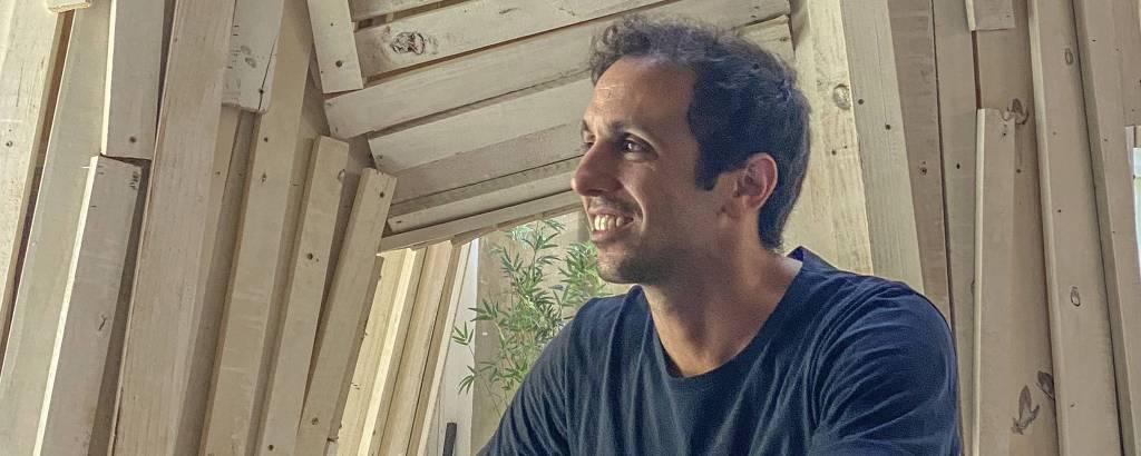 João Leal, fundador da Árvore e finalista do Empreendedor Social do Ano em Resposta à Covid-19, na categoria Legado Pós Pandemia