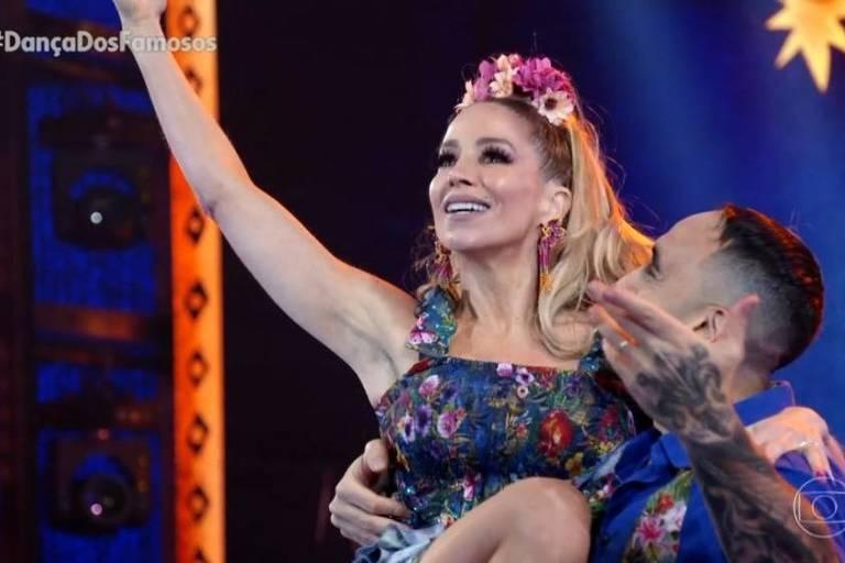 Dança dos Famosos 2020: Danielle Winits, Giullia Buscacio e Lucy Ramos estão na final