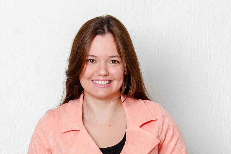 Alessandra França, fundadora do Banco Pérola