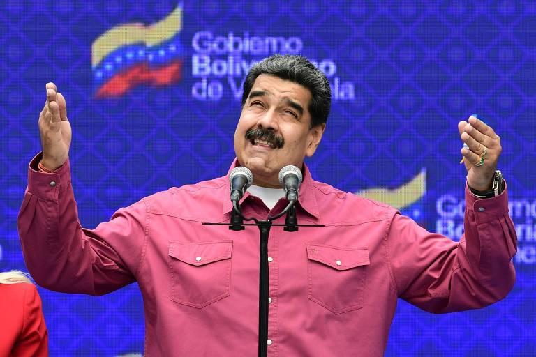 Governo Biden surge como possível caminho para pôr fim a regime de Maduro