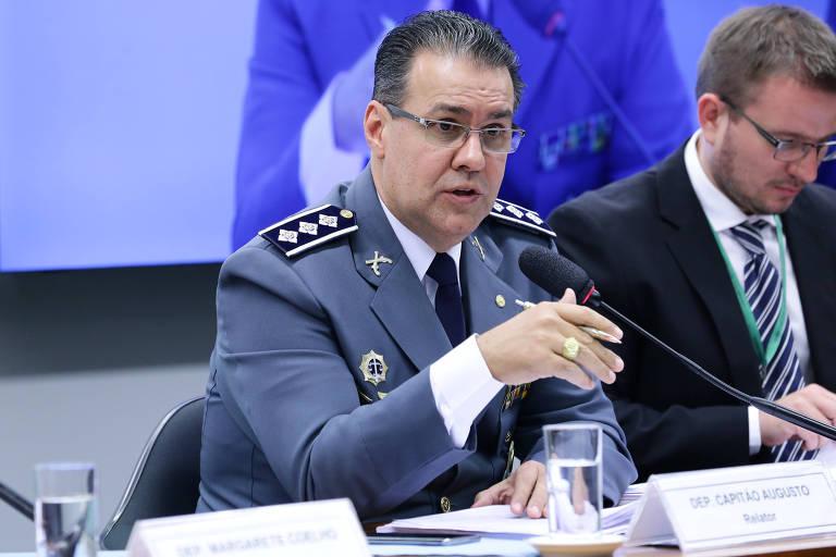 Líder da bancada da bala diz que vai acionar STF contra quarentena eleitoral para juízes e policiais