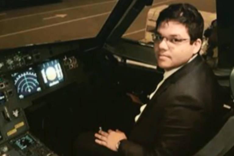 O advogado Nythalmar Dias Ferreira Filho