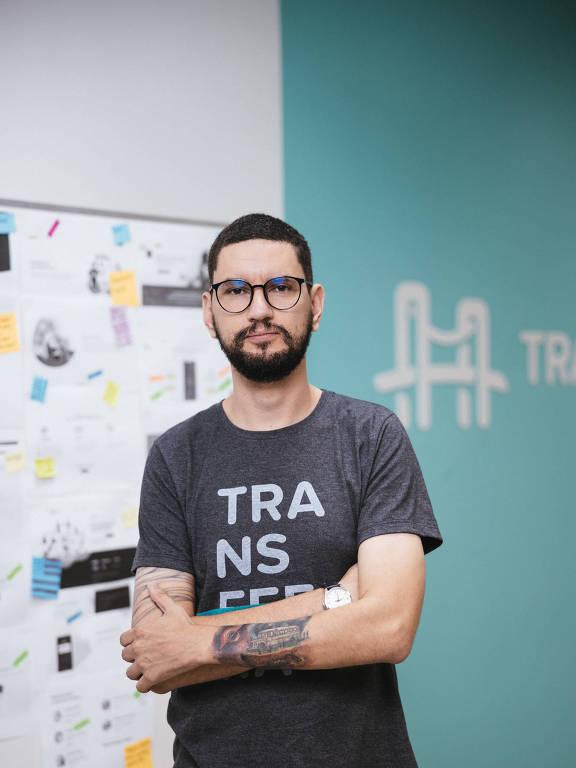 Guilherme Verdasca, presidente-executivo da fintech Transfeera, de Joinville