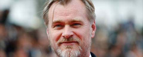 FILE PHOTO: Director Christopher Nolan poses at the 71st Cannes Film Festival, Cannes, France, May 13, 2018 REUTERS/Stephane Mahe/File Photo ORG XMIT: FW1