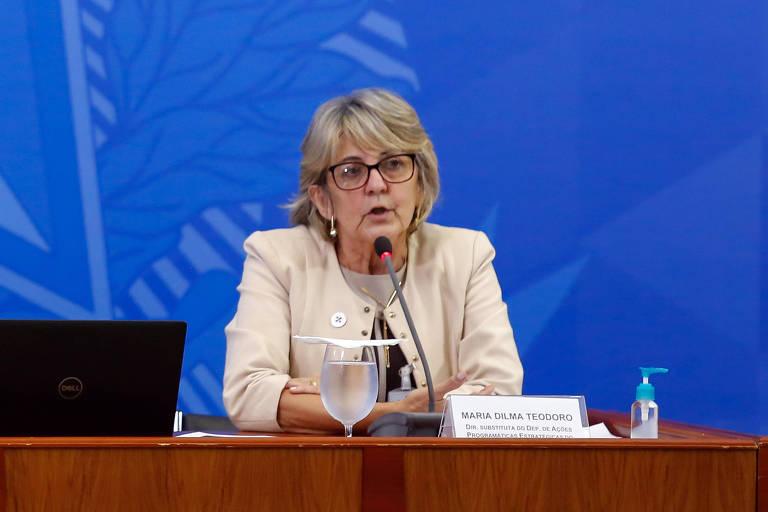Maria Dilma Teodoro, coordenadora-geral de Saúde Mental, Álcool e outras Drogas do Ministério da Saúde