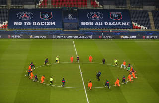 Champions League - Group H - Paris St Germain v Istanbul Basaksehir F.K.