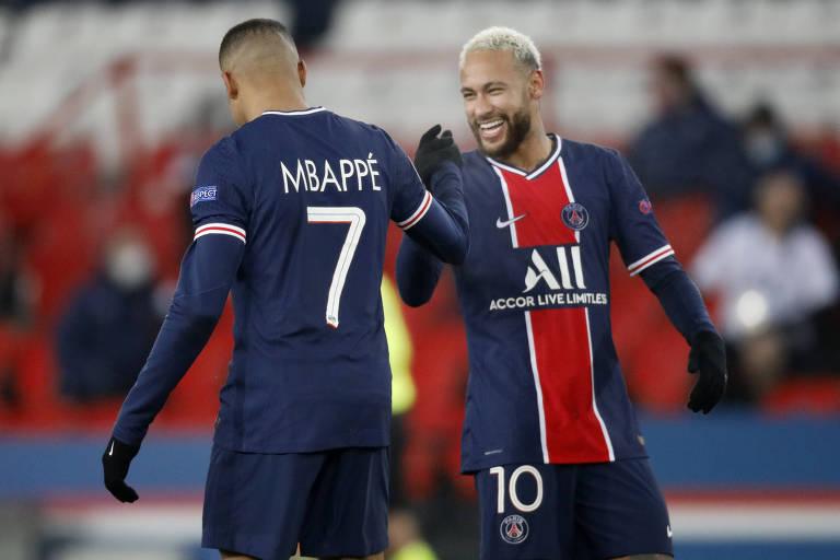 PSG 5-1 İstanbul Başakşehir: Os destaques de Neymar emergem depois de ele marcar um ridículo hat-trick