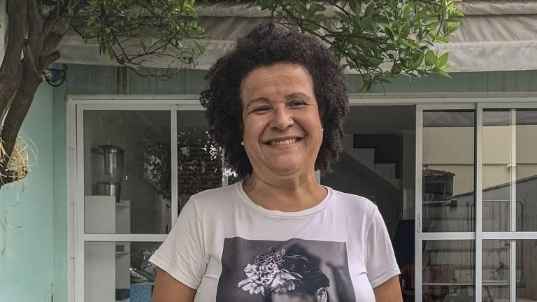 A empreendedora social Ana Fontes, que, ao lado de Célia Kano, moveu o Instituto Rede Mulher Empreendedora no projeto Heróis Usam Máscaras, premiado na categoria Mitigação do Prêmio Empreendedor Social do Ano em Resposta à Covid-19
