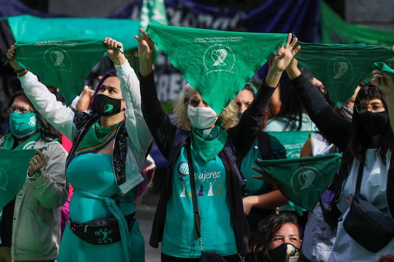 Argentina começa debates para votar legalização do aborto por vontade da mulher