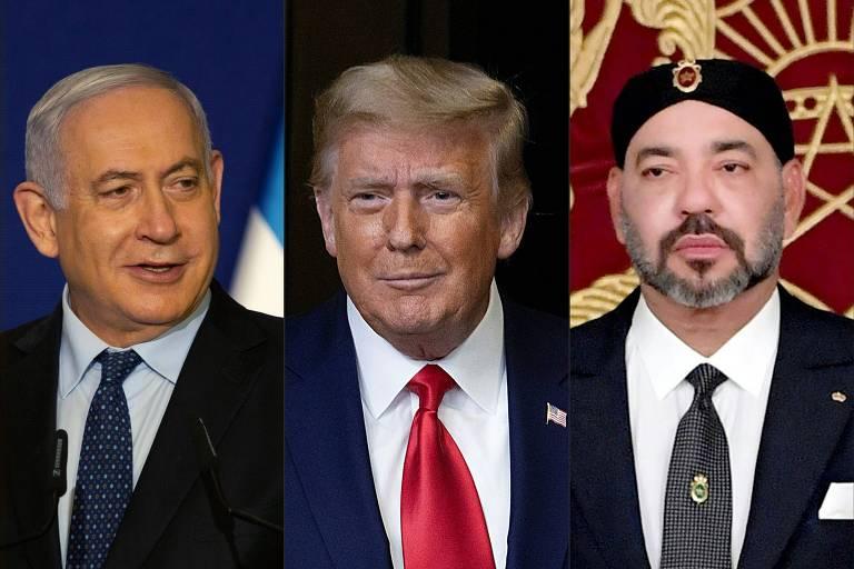 Israel e Marrocos concordam em normalizar relações em acordo mediado pelos EUA