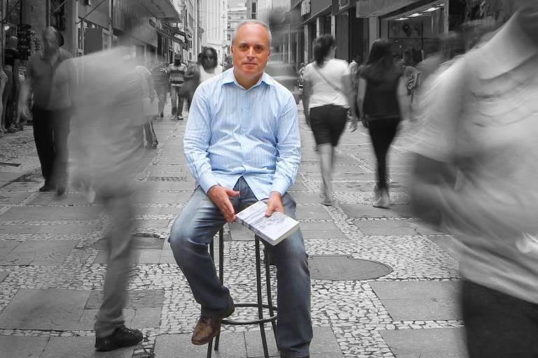 Alex Melo, fundador da ONG Meu Sonho Não Tem Fim