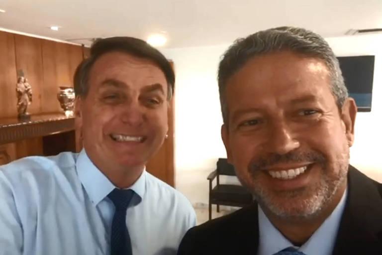 Bolsonaro cobra apoio da bancada ruralista a Arthur Lira em disputa na Câmara
