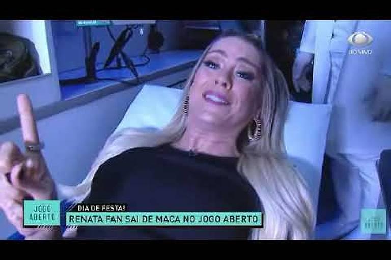 Renata Fan - Jogo Aberto
