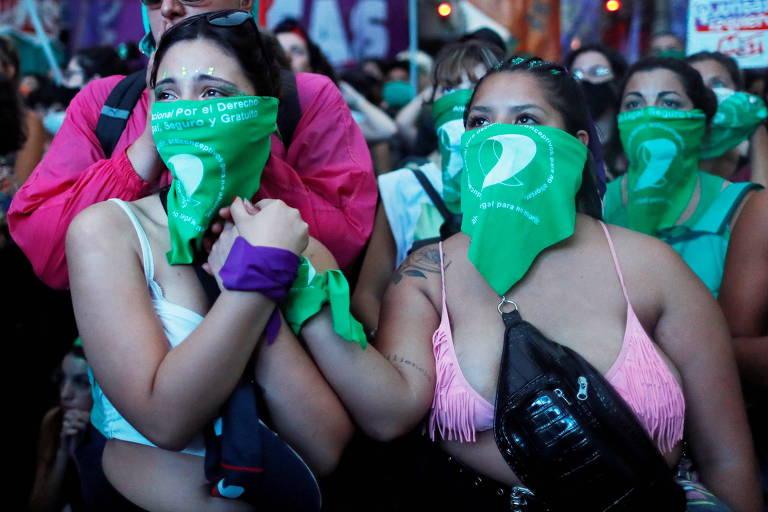 Câmara dos Deputados dá luz verde para legalização do aborto na Argentina
