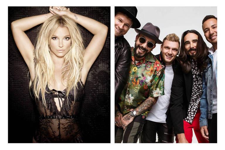 Britney Spears lança música inédita com Backstreet Boys em nova versão de 'Glory'