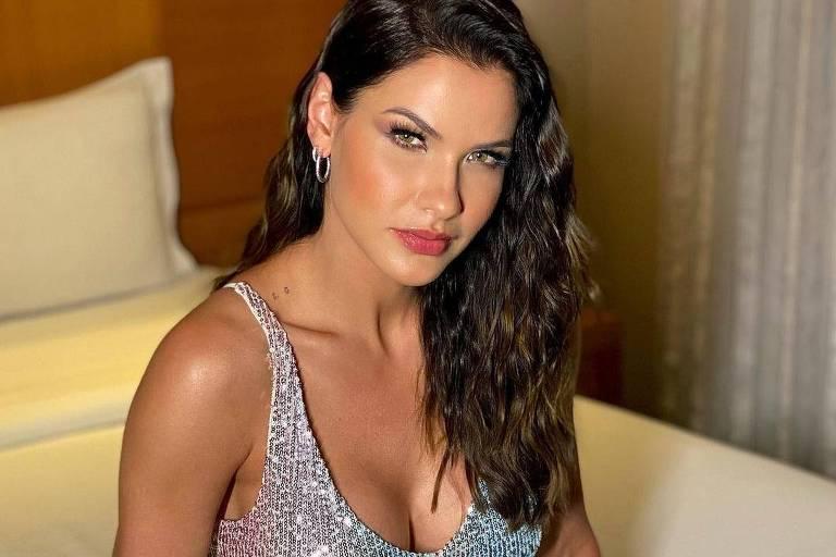 Imagem da influenciadora digital e modelo Andressa Suita