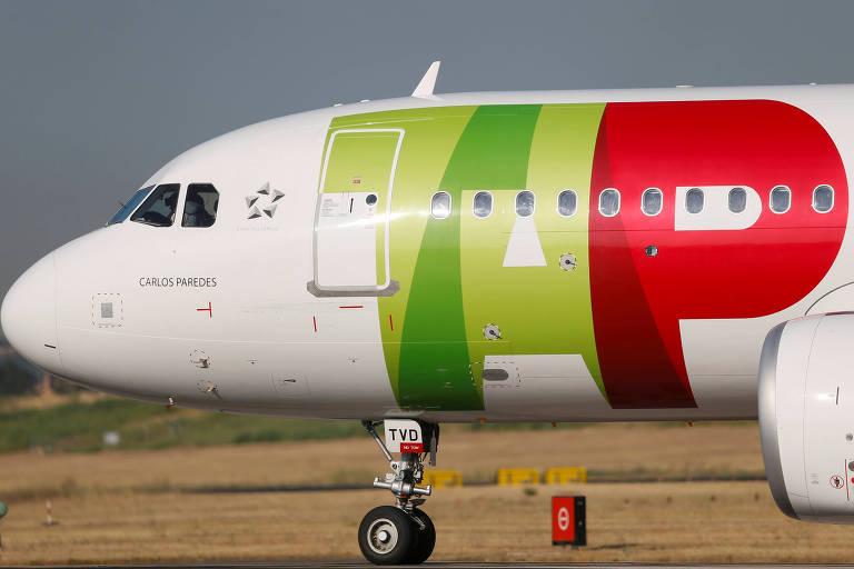 Portugal prevê que TAP precisará de 2 bi de euros para continuar voando