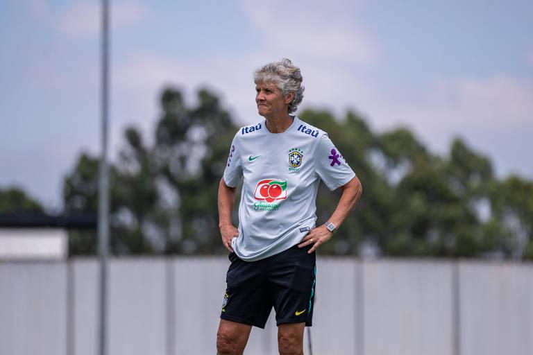 No vestiário da seleção feminina de futebol, 'Anunciação', de Alceu Valença, virou hino