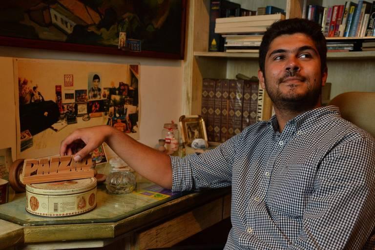 'Quando tentam me excluir, excluem o Renato Russo', diz herdeiro Giuliano Manfredini