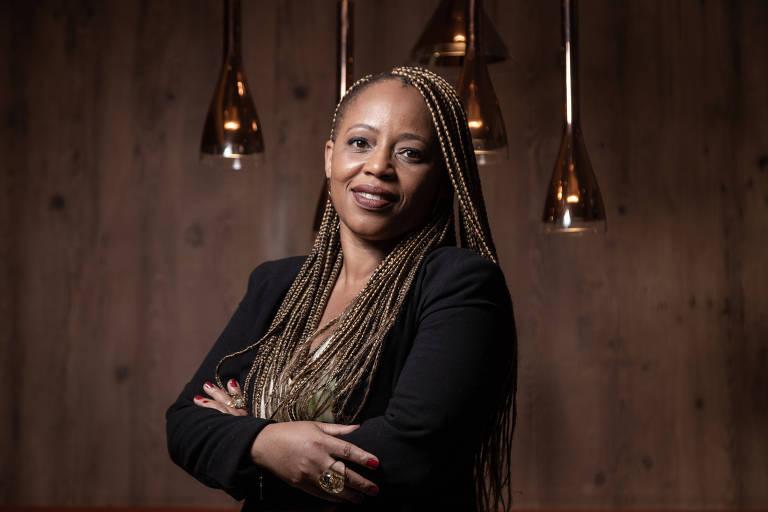 Adriana Cruz, juíza federal que lidera o movimento de negros dentro da magistratura